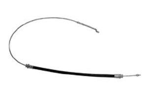 71-73 PARKING BRAKE FRONT CABLE
