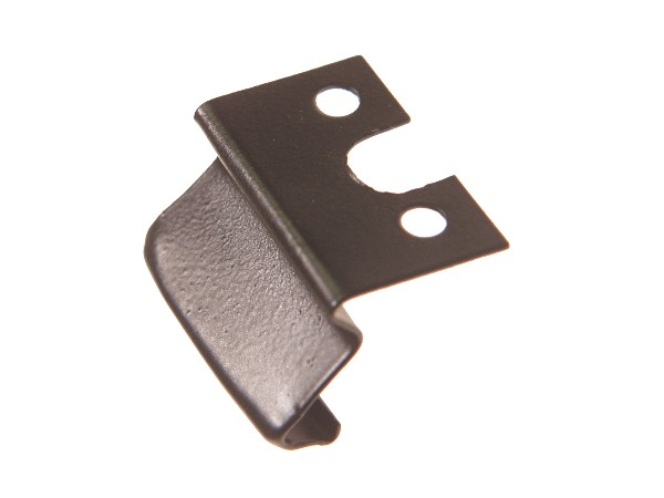 71-73 ROOF RAIL WEATHERSTRIP CLIP @ DOOR WINDOW