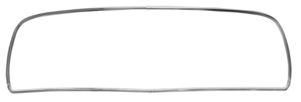 71-73 REAR WINDOW MOLDING COUPE 4PC.
