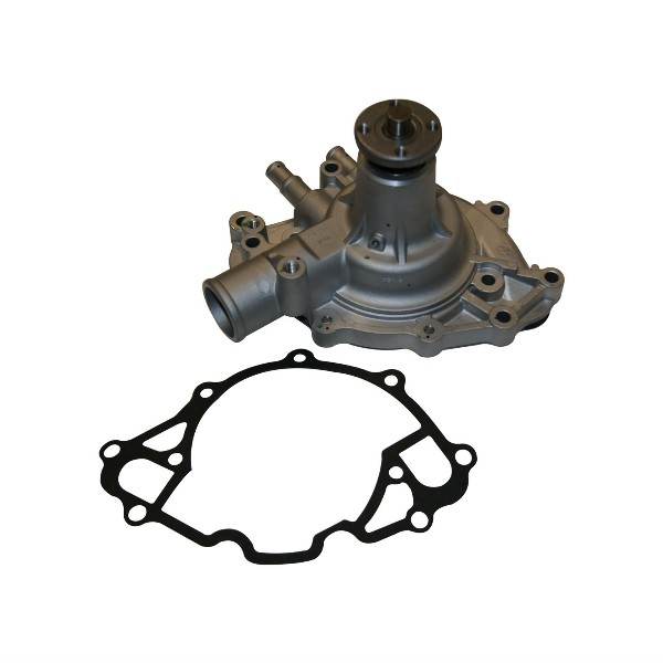 LATE 65-69 289-302 NEW ALUMINUM WATER PUMP
