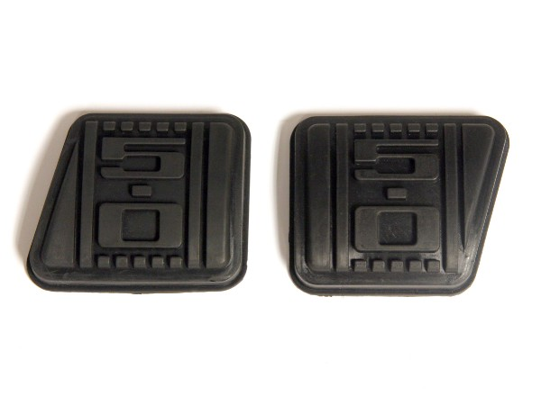 79-93 BRAKE AND CLUTCH PEDAL PAD - 5.0