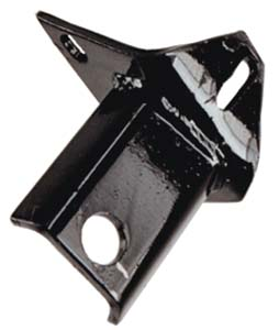 65-70 POWER STEERING RAM DROP BRACKET FOR HEADERS