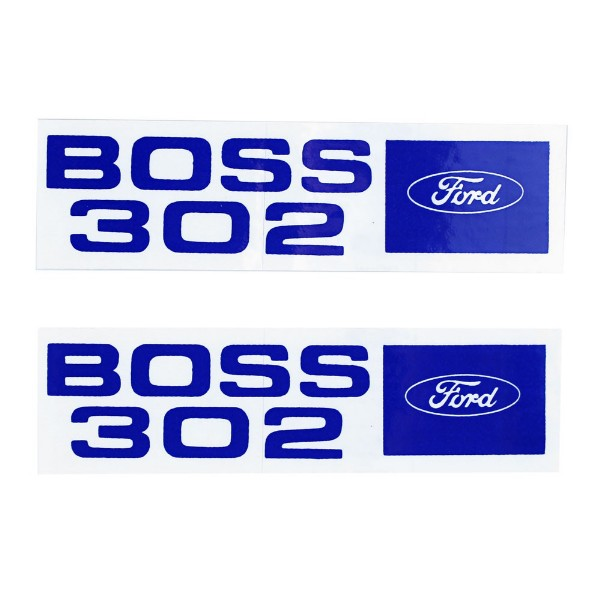 69-70 BOSS 302 VALVE COVER DECAL