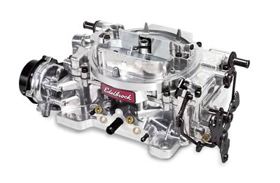 EDLEBROCK THUNDER SERIES 1806 CARBURETOR