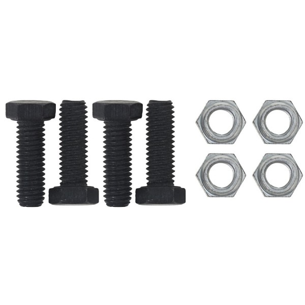 67-70 SWAY BAR MOUNT BUSHING HARDWARE - 8 PCS