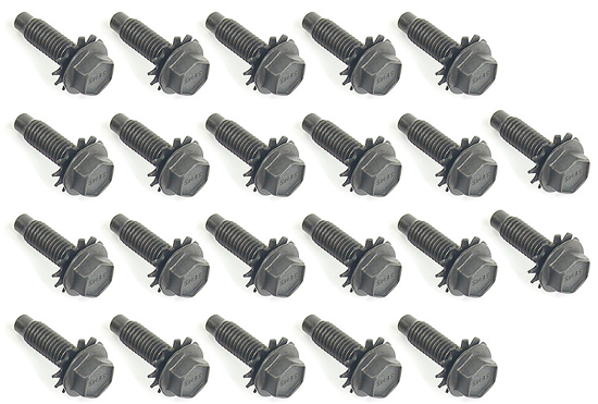 65 DOOR HINGE HARDWARE (22PCS) - DOES ALL 4 HINGES
