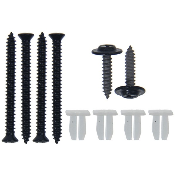 70 HEADLAMP DOOR HARDWARE - 10 PCS