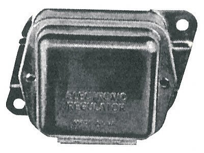 65-73 ALTERNATOR VOLTAGE REGULATOR - AFTERMARKET