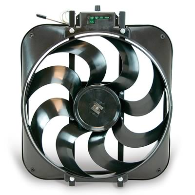 FLEX -A-LITE BLACK MAGIC XTREME SERIES ELECTRIC FAN - 160