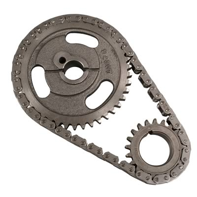 260-302 TIMING CHAIN AND GEAR SET, STANDARD, SINGLE NON-ROLLER,