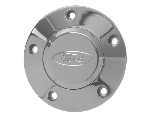 BILLET CENTER HUB - FORD LOGO - GRANT