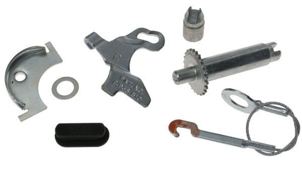 6 CYLINDER RH SELF ADJUSTING BRAKE HARDWARE KIT