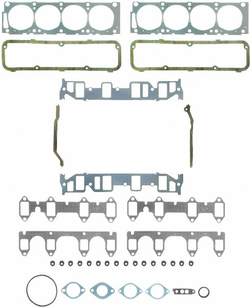 390 HEAD GASKET SET - 58-76