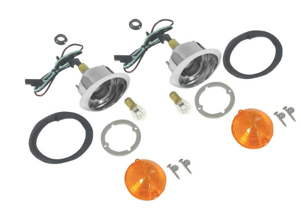 64-66 CONCOURS PARKING LIGHT MASTER KIT
