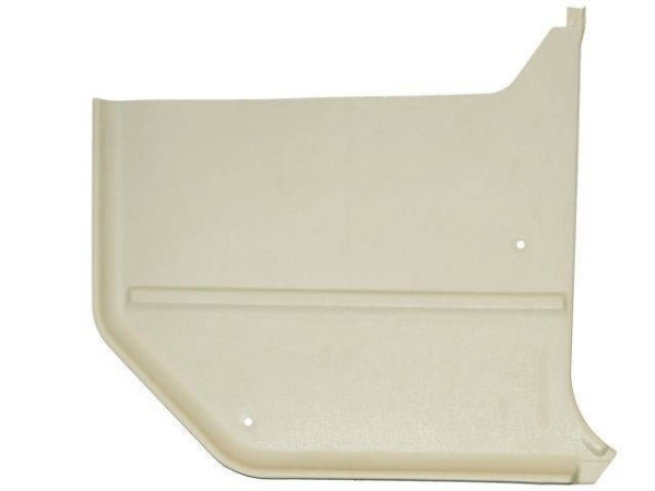 65-66 CONVERTIBLE KICK PANELS - WHITE