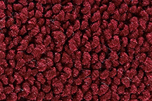 65-66 CONVERTIBLE KICK PANEL CARPET - MAROON