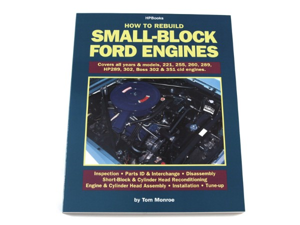 HOW TO REBUILD SMALL BLOCK FORD ENGINE