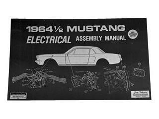 1964 1/2 ELECTRICAL ASSEMBLY MANUAL