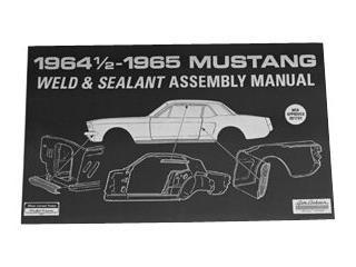 64-65 WELD/SEALANT ASSEMBLY MANUAL