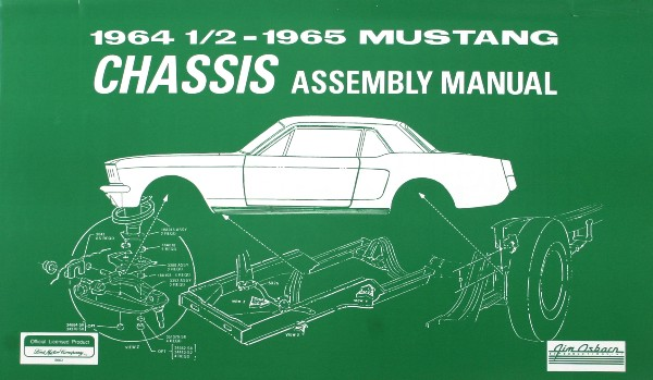 64-65 CHASSIS ASSEMBLY MANUAL