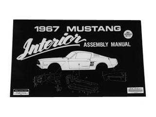 1967 INTERIOR ASSEMBLY MANUAL
