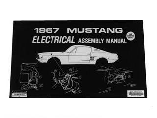 1967 ELECTRICAL ASSEMBLY MANUAL