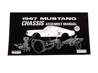 1967 CHASSIS ASSEMBLY MANUAL