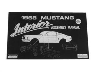 1968 INTERIOR ASSEMBLY MANUAL