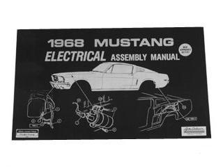1968 ELECTRICAL ASSEMBLY MANUAL