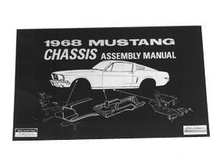 1968 CHASSIS ASSEMBLY MANUAL