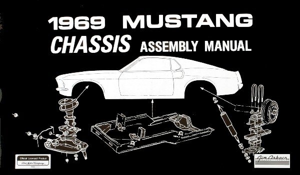 1969 CHASSIS ASSEMBLY MANUAL