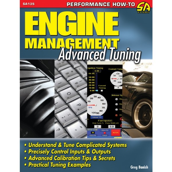 BOOK ENGINE MANAGEMENT: ADVANCED TUNING
