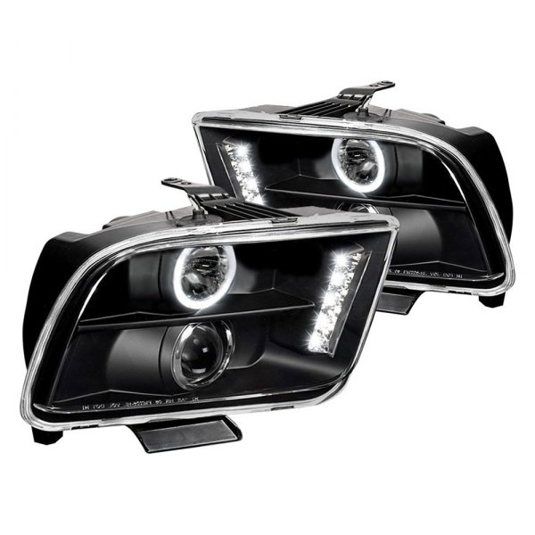 05-09 HALO PROJECTOR HEADLIGHTS - BLACK