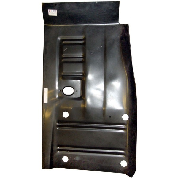 64-70 LH LONG FRONT FLOOR PAN - REPRODUCTION