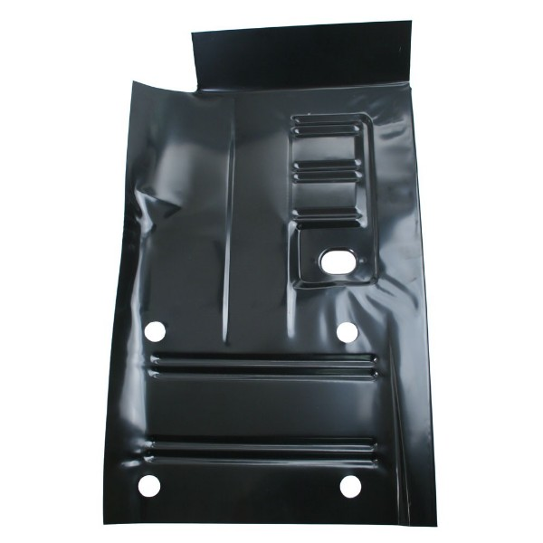 64-70 RH LONG FRONT FLOOR PAN - REPRODUCTION