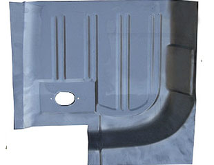 64-70 LH REAR FLOOR PAN