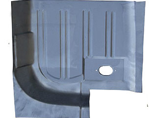 64-70 RH REAR FLOOR PAN