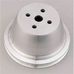 BILLET 1 GROOVE WATER PUMP PULLEY