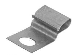 64-66 V8 TRANSMISSION COOLING LINE BRACKET CLIP