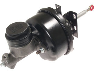 65-66 POWER DRUM BRAKE CONVERSION - AUTOMATIC TRANSMISSION