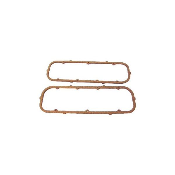 SBF CORK W/ STEEL CORE VALVE COVER GASKET SET FOR EARLY V/C