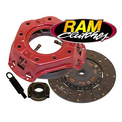 "65-70 V-8 10.5"" MUSCLE CAR SERIES CLUTCH KIT - LONG STYLE"