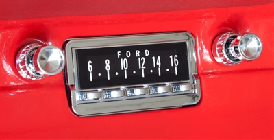 64-65 FORD FALCON RETRO CLASSIC RADIO