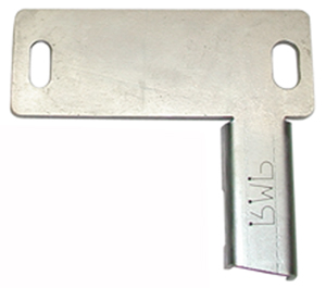 64-66 PARKING BRAKE BRACKET FOR RMP TRANSMISSION CROSSMEMBER