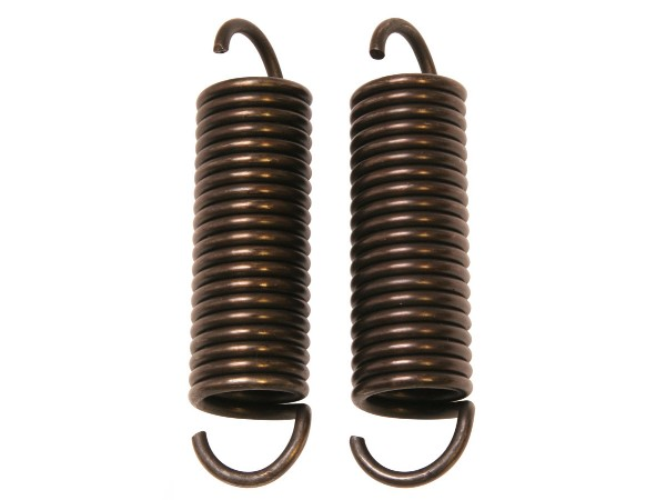 65-68 SHELBY LIGHT HOOD SPRINGS - PAIR