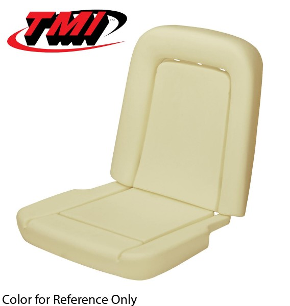 67 SEAT FOAM WITH WIRES SET - TMI