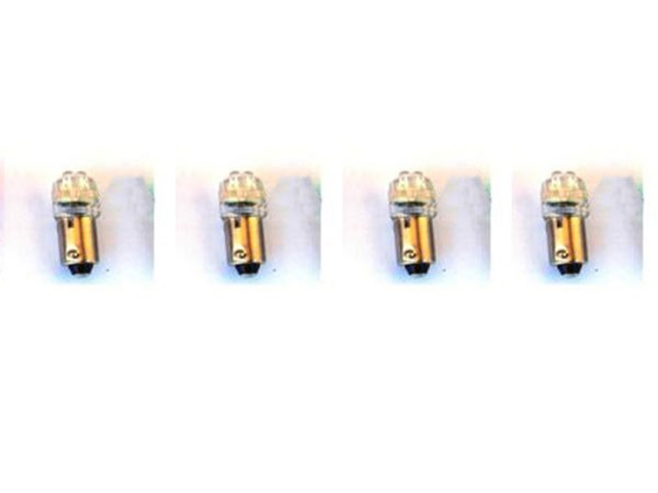 1895 WHITE LED BULBS - 4 PACK
