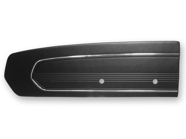 DOOR PANELS 67 STANDARD BLACK - TMI