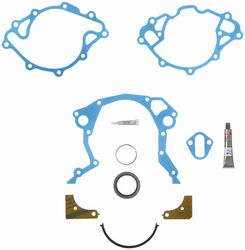 260/289/302/351 TIMING CHAIN COVER SET W/REPAIR SLEEVE