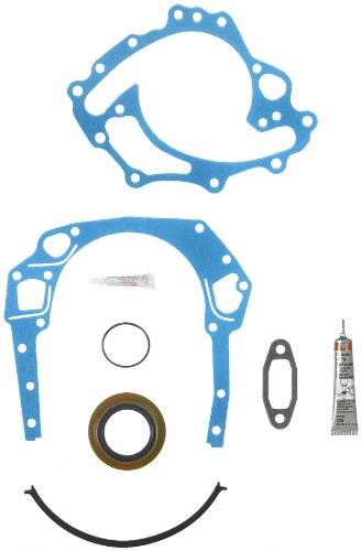 351C, 400 (1970-81) TIMING CHAIN COVER SET W/SLEEVE